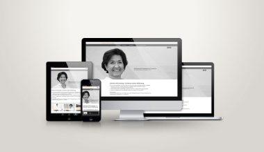 HR-Consulting – personalisierte Website