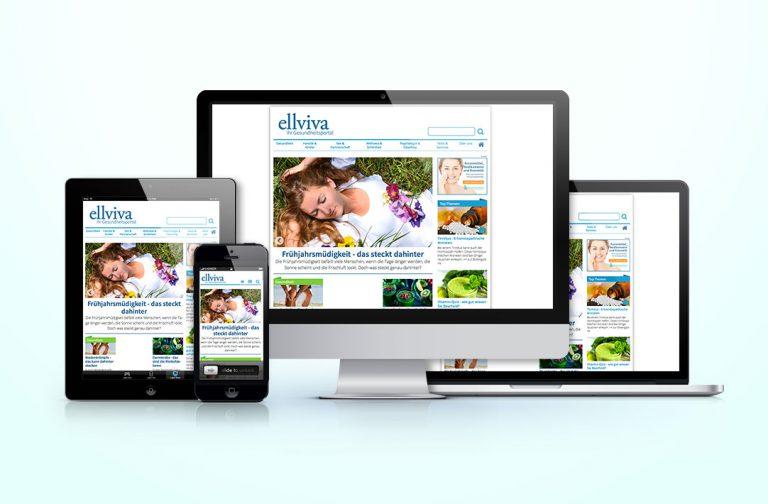 ellviva – Gesundheitsportal