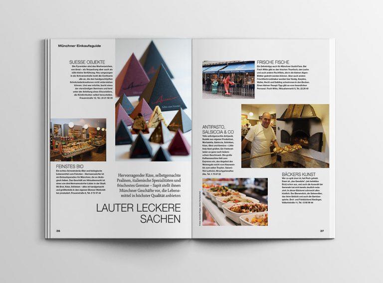 Sapit – Augustiner am Dom-Magazin