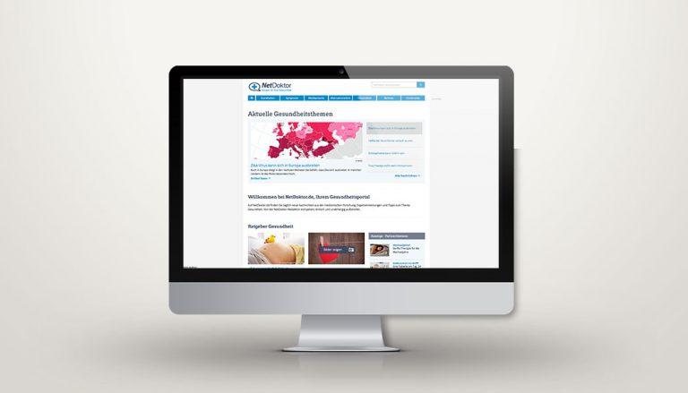 NetDoktor – Gesundheitsportal