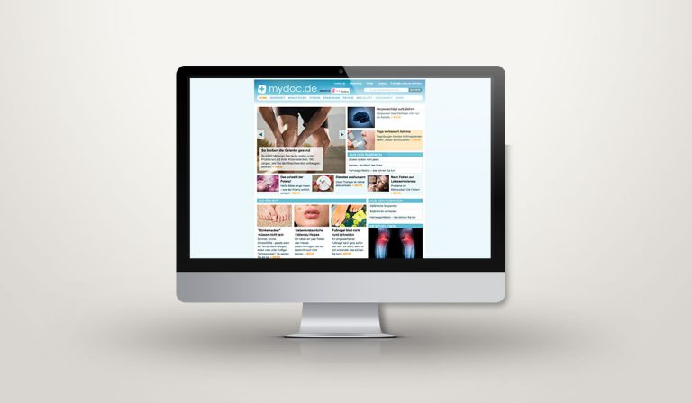 mydoc.de – Gesundheitsportal